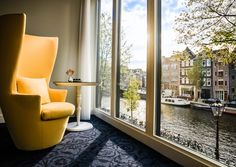 Andaz Amsterdam Guest Room