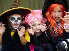 Halloween comes from the ancient Irish (and other Celtic nations in western Europe, my adoptive France included) festival of Samhain, a day when the undead are thought to walk among the living, and we must ward off the evil spirits.