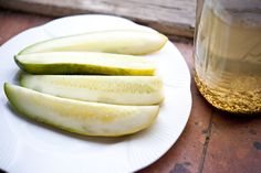The 24-Hour Pickle via www.georgiapellegrini.com