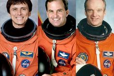 US Astronaut Hall of Fame will honor 3 shuttle veterans   A space-walker who tied the record for the most space missions, the military's highest ranking astronaut and a former chief of the NASA astronaut corps will be inducted into the Astronaut Hall of Fame. (Robert Z. Pearlman / SPACE.com) http://www.source.ly/10LJq