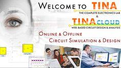 Watch our NEW VIDEO about TINA version 11 and TINACloud: https://www.youtube.com/watch?v=WruTl5P5zho&list=PLScrHAmLYSQAayH95ZvGWMUiwdB-21eWd&index=1  DesignSoft Team www.tina.com www.tinacloud.com