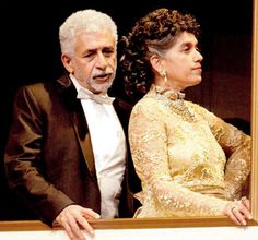 Ratna Pathak Shah and Naseeruddin Shah are two maestros of theatre and Bollywood. Ratna Pathak, Naseeruddin Shah, Growing Old Together, Faith In Love, Love Story, Bollywood, Daughter, Celebrity, Celebs