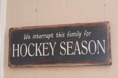 On a scale of 1 to HOCKEY Mom. How crazy are we talking here! Fun Gift for hockey moms, Let's Customize this sign for your MOM. Hockey Girls, Hockey Mom, Field Hockey, Hockey Stuff, Funny Hockey, Boys, Hockey Crafts, Hockey Decor, Blackhawks Hockey