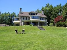 Historical Estate On The Western Shore... - HomeAway Sebago- THEY HOST WEDDINGS