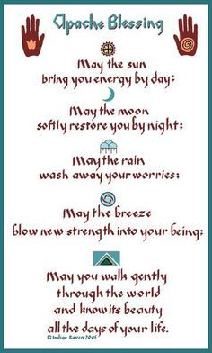 """""""may you gently walk through the world and know its beauty all the days of your life"""" -An Apache Blessing, Native American Native American Prayers, Native American Spirituality, Native American Wisdom, American History, American Symbols, American Women, American Art, Native American Nursery, Apache Native American"""
