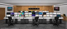 Pour vos salles de cyberdéfense, l'I-Kube s'adapte à vos besoins fonctionnels et ergonomiques. www.craie-design.fr