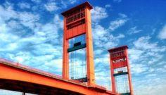 Jembatan Musi Palembang