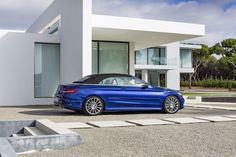 Mercedes-Benz C-class Cabriolet (A205) AMG C 63 (476 Hp) MCT