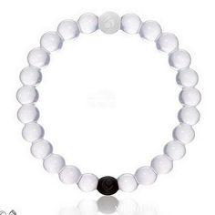 """Lokai Bracelet for a balanced life Transparent Colors """"FREE SHIPPING """" Description Each lokai is infused with elements from the highest and lowest points on Earth. The bracelet's white bead carries wa"""