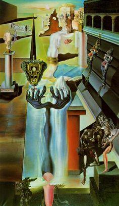 Palais du Vent Salvador Dali reproduction impression artistique A4 A3 A2 A1