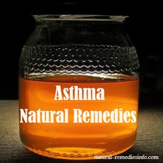 Natural asthma remedies #asthma