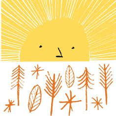 Rob Hodgson | Urban Graphic Ltd. — Sympathy card for Autumn 2013