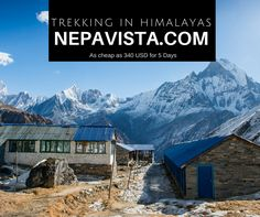 Find affordable #Trekkingpackages in the #Himalayas for your holidays.