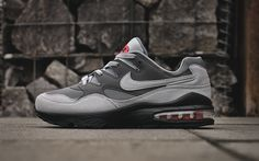Nike Air Max 94 Wolf Grey. Available now.  http://ift.tt/1Hk5hvh