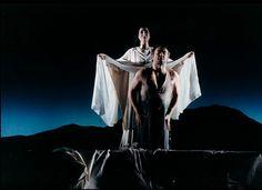 THAÏS Opéra de Tours / SYLVIE VALAYRE, MARCEL VANAUD Scénographie et mise en scène A.SELVA (antoineselva.com)