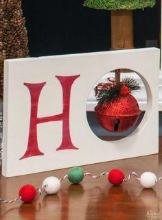 Christmas Wood Crafts 22