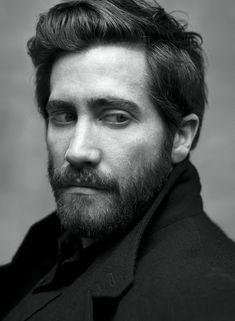 Jake Gyllenhaal on a photoshoot for September issue of the «Details» magazine.  June, 2012.