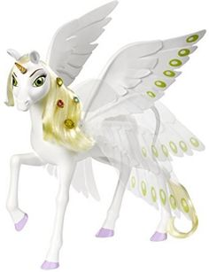 Mia and Me Onchao White Unicorn Girls Children Collectible Toy