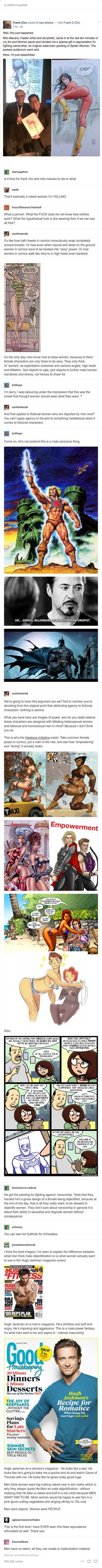 I disagree with the last remark, although it is a pity that these men use their talents to create what is essentially garbage Related posts: You can draw poses … The More You Know, Good To Know, Angst Quotes, Overwatch, Guter Rat, Patriarchy, Equal Rights, Fandoms, Faith In Humanity