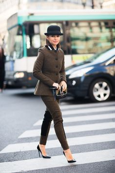 Miroslava Duma_Stella McCartney coat