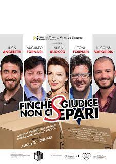 Claudia Grohovaz: FINCHE' GIUDICE NON CI SEPARI - Dal 18 ottobre al ...