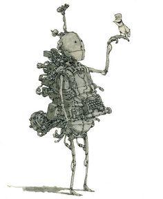 Adorable robot