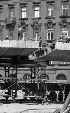 Historical Photos, Budapest, Old Photos, Landscapes, Retro, City, Travel, Hungary, Antique Photos