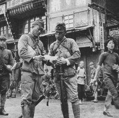 大陸打通作戦 (Operation Ichi-Go), April to December 1944.