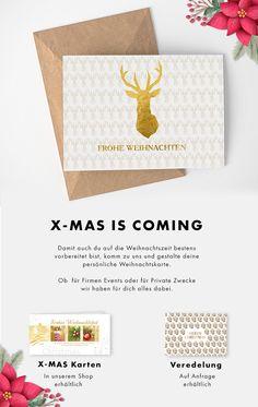 Wir wünschen Frohe Weihnacht! Suchst du die passende Weihnachtskarte? Wenn ja dann komm zu uns. Direkt im Shop eine unserer Vielzähligen Karten auswählen oder uns kontaktieren und diese personalisieren und veredeln lassen. Wir sind für dich da. www.onlineprintXXL.com Merry Christmas, Shops, Notebook, Xmas Cards, Christmas Time, Christmas, Merry Little Christmas, Tents, Wish You Merry Christmas