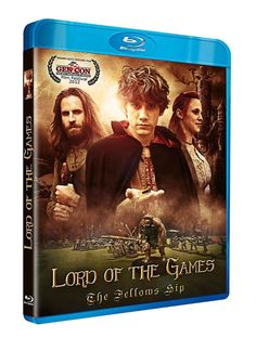 Lord Of The Games en BLU-RAY - NEUF