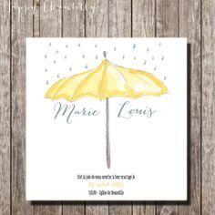 faire-part_mariage_parapluie_jaune_aquarelle_happy_chantilly