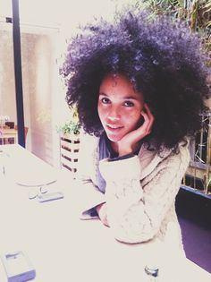 that afro ! Pelo Natural, Natural Curls, Curly Hair Styles, Natural Hair Styles, Twisted Hair, Pelo Afro, Big Hair Dont Care, Natural Hair Inspiration, Natural Hair Journey