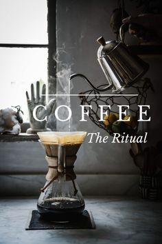 Coffee, The Ritual by Beth Kirby and Rebekka Seale on Steller