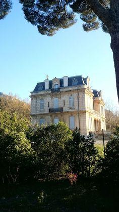 château Estrangin campagne Pastré Marseille