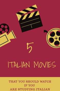 How to Learn Italian: Listen and watch movies with English subtitles. It is probably the fastest way to grasp the language and culture. Check these 5 movies that helped me!