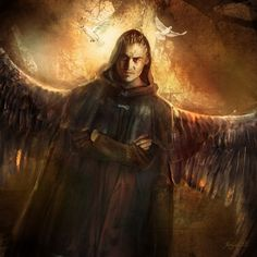 Dark Fantasy Art by Kirsi Salonen