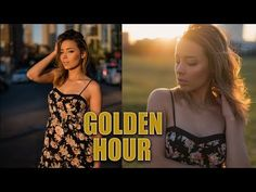 Natural Light Tutorial: Take Better Golden Hour Portraits - Orms Connect