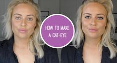 The struggle can be super real when playing with a fluid eyeliner - I've made you an easy and simple video tutorial on how to make a dramatic cat-eye ������ IAMMIAMAI.COM #linkinbio #beauty #blogger #tutorials #guide #howto #youtube #vlogger #MUA #IAMMIAMAI http://ameritrustshield.com/ipost/1544833603607157986/?code=BVwWfpEF1zi