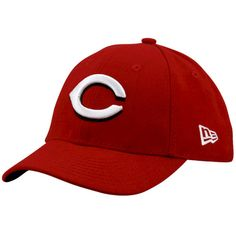bfa875cac7b62 Youth Cincinnati Reds New Era Red The League 9Forty Adjustable Hat
