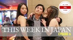 Funny Drunk Japanese Guy, J-Girls on Valentine's and APARTMENT TOUR! Thi...