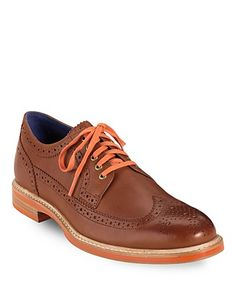 Cole Haan Cooper Square Dress Wingtip Oxfords - All Shoes - Shoes - Men's - Bloomingdale's