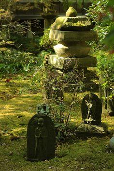 Kencho-ji #garden #kamakura #japan