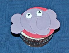 Elephant Cupcake