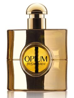 Yves Saint Laurent Opium Collector's Edition 2013  Fancy gold bottle but the juice is the 2009 reformulation.