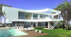 Ultra-Modern Villa with Spectacular Views in Mallorca