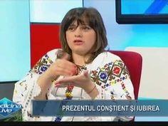 """Niculina Gheorghiţă invitată la Medicina Live, """"Prezentul conştient şi I..."""