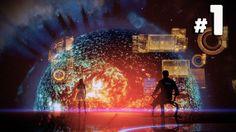 오리진의 선물 매스이펙트2 #1 커스텀마이징 Origin's gift Mass effect 2 Customizing @ 패니TV ...