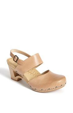 I wish this came in more interesting colors... Dansko 'Thea' Sandal   Nordstrom