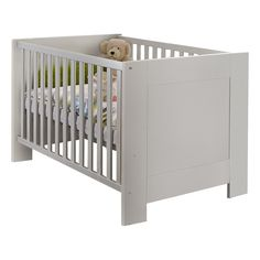 Awesome babyzimmer Babybett Bella x breite Sprossen Wei matt M usbacher M bel online g nstig kaufen