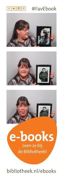 Ook Ria vindt the last kingdom van Bernard Cornwell een geweldig EBook.  #FavEbook.